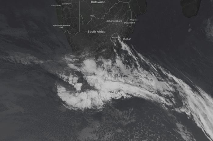 Шар «Мортон» преодолевает Нулевой меридиан над Атлантикой